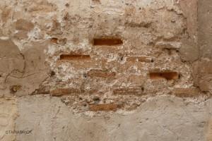 Brick pulverization Pulverización del ladrillo
